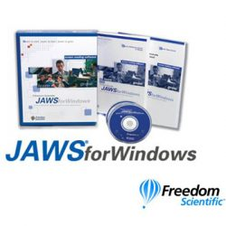 JAWS FOR WINDOWS – EKRAN OKUMA PROGRAMI