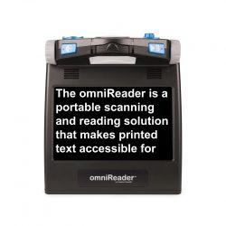 OmniReader Büyütme ve Kitap Okuma makinesi